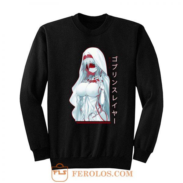 Sword Maiden Goblin Slayer Sweatshirt