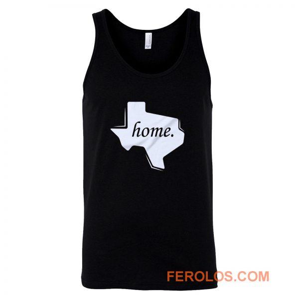 Texas Home Tank Top