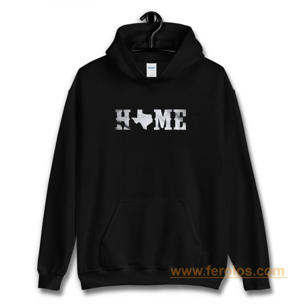Texas Home Texan Pride The Lonestar State Tejano Hoodie