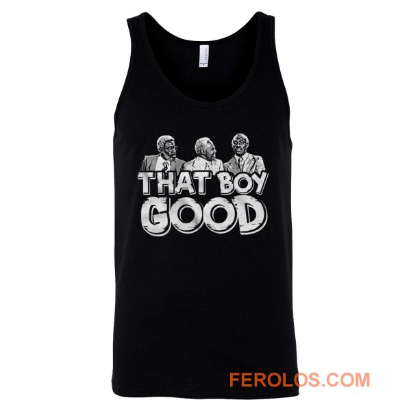 That Boy Good Coming To America 80s Movies Funny Eddie Murphy Tank Top