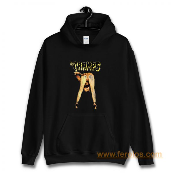 The Cramps Can Your Pussy Do The Dog Hoodie