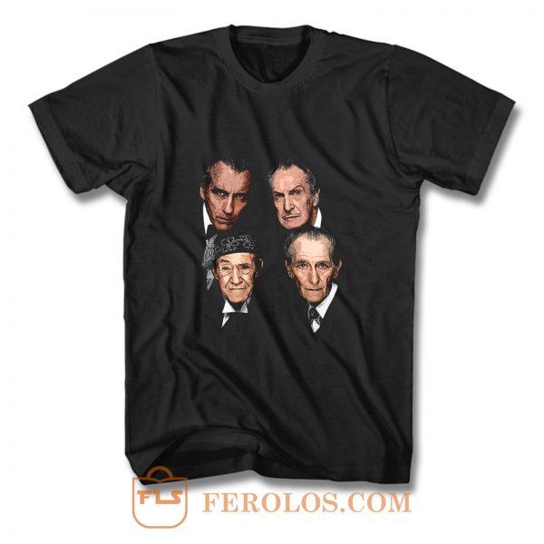 The Legendary Gentlemen of Horror T Shirt