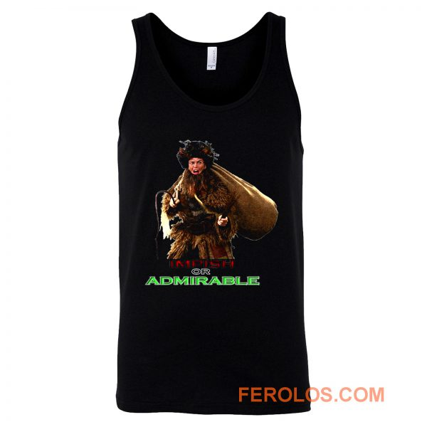 The Office Christmas Dwight Schrute Belsnickel Funny Tv Show Tank Top