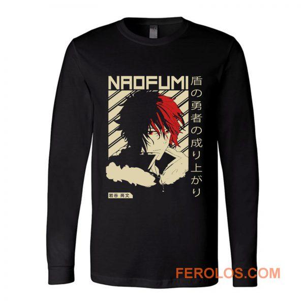 The Rising of the Shield Hero Naofumi Long Sleeve