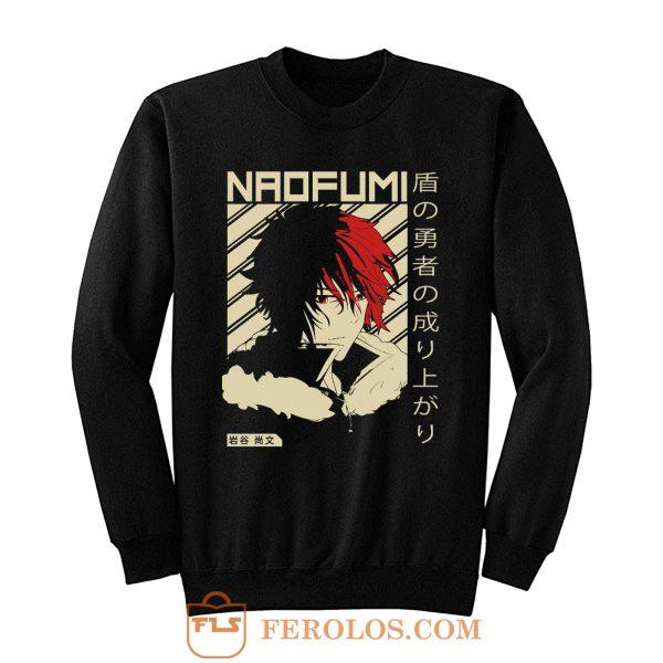 The Rising of the Shield Hero Naofumi Sweatshirt