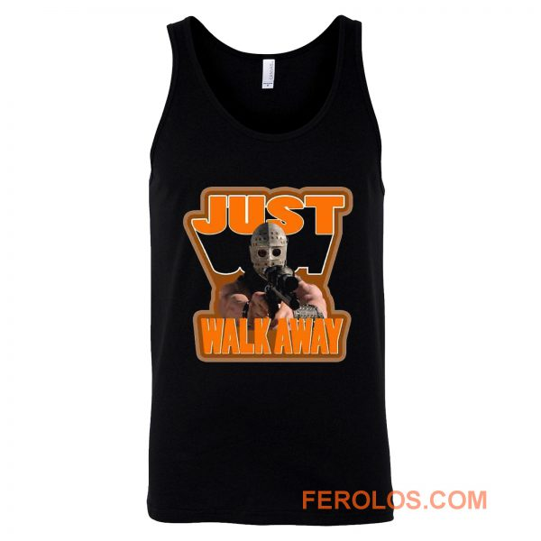 The Road Warrior The Humungus Walk Away Tank Top