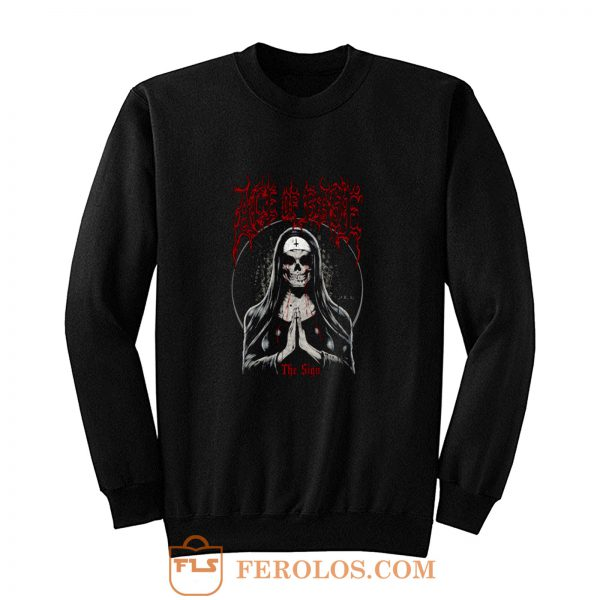 The Sign Ace Of Ease Sweatshirt