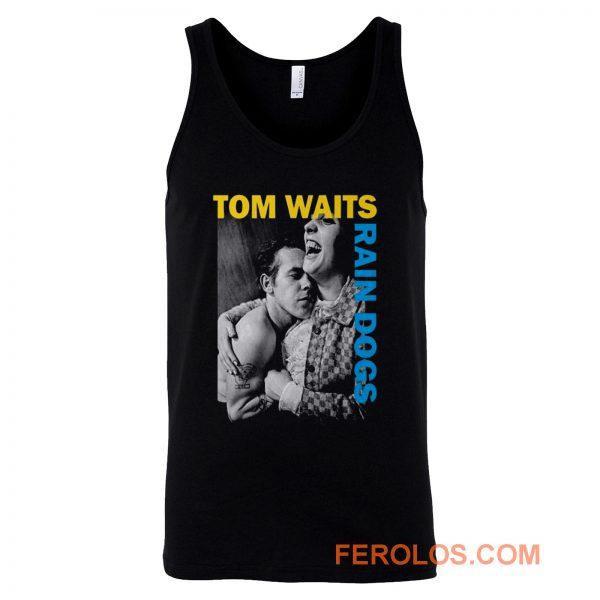 Tom Waits Rain Dogs Tank Top