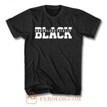 Unapologetically Black Juneteenth 1865 Black Lives Matter T Shirt