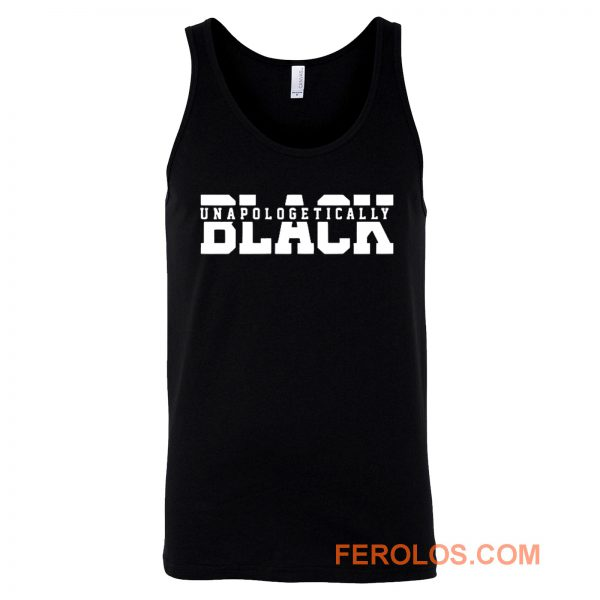 Unapologetically Black Juneteenth 1865 Black Lives Matter Tank Top