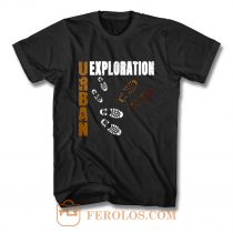 Urban Exploration Urbex Lost Places T Shirt
