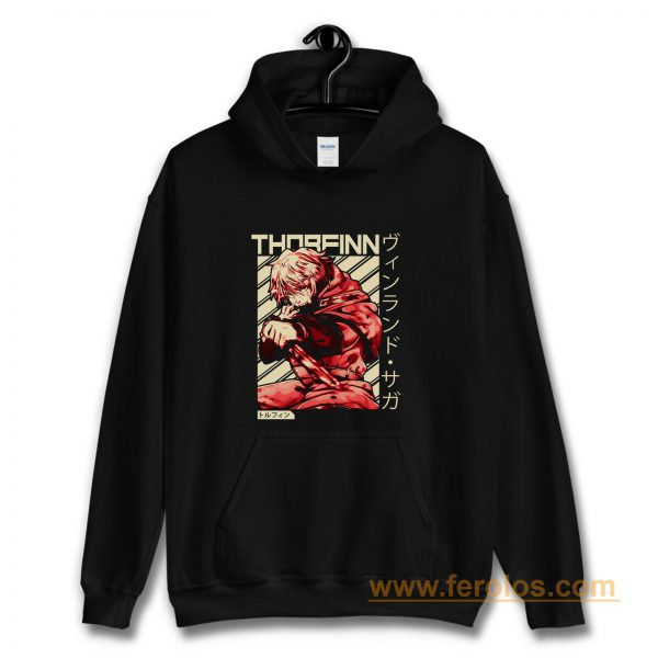 Vinland Saga Thorfinn Hoodie
