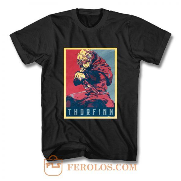 Vinland Saga Thorfinn Political T Shirt