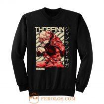 Vinland Saga Thorfinn Sweatshirt