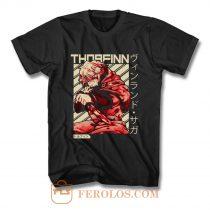 Vinland Saga Thorfinn T Shirt