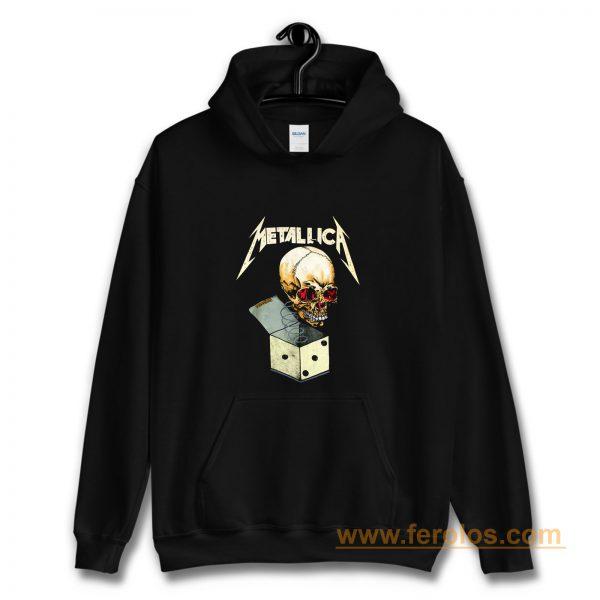 Vintage Metallica Pushead Art Hoodie