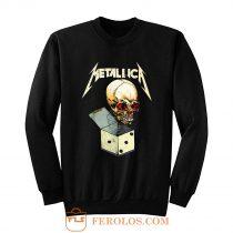 Vintage Metallica Pushead Art Sweatshirt