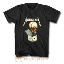 Vintage Metallica Pushead Art T Shirt