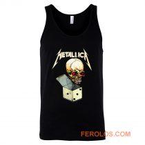 Vintage Metallica Pushead Art Tank Top
