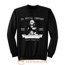 Violet Evergarden Ch Postal Company Sweatshirt