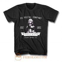 Violet Evergarden Ch Postal Company T Shirt