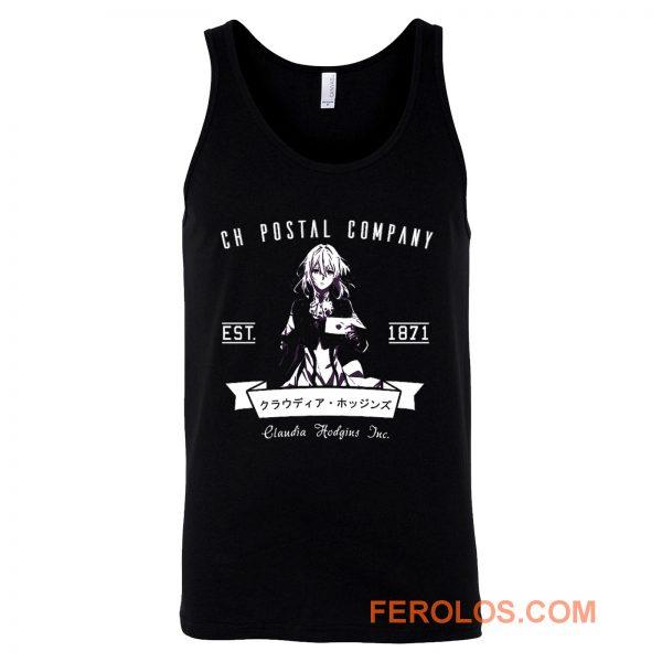 Violet Evergarden Ch Postal Company Tank Top