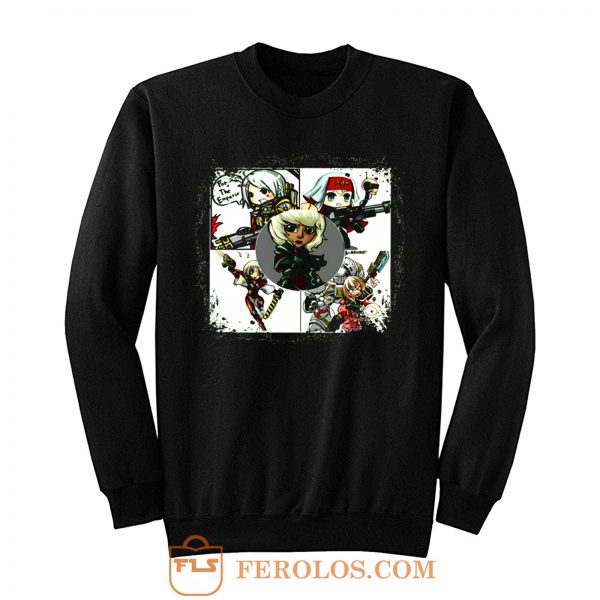 Warhammer 40k Sisters Of Battle Sweatshirt