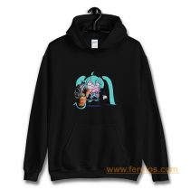 Watch Out Miku Gun Hoodie