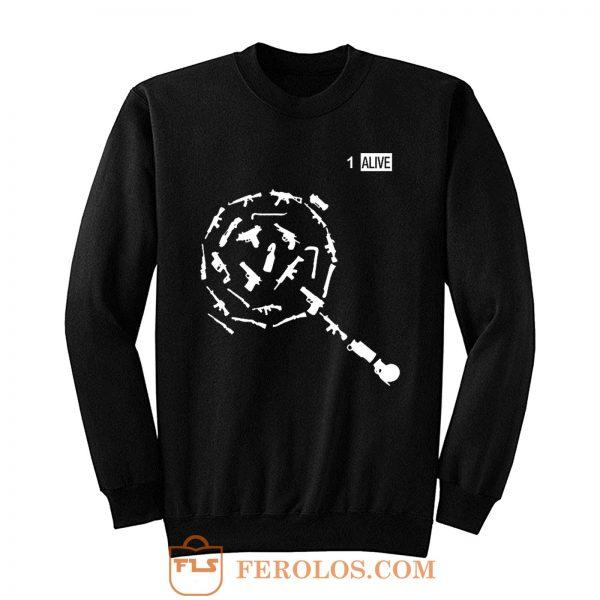 Weapons of PUBG Sweatshirt