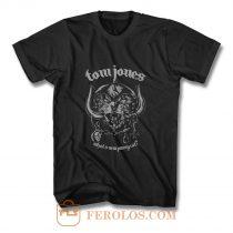 Whats New Pussycat Tom Jones T Shirt