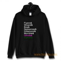 Wicked the musical Hoodie