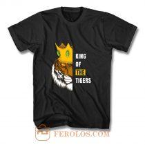 Wildcat Tigress Tigris Big Cat King Of The Exotic Tigers T Shirt