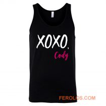 XOXO Cody Funny Quotes Tank Top