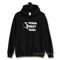 Yoda Best Dad Master Yoda Star Wars Hoodie