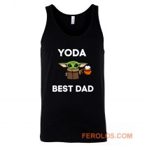 Yoda Best Dad Tank Top