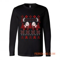 Zero Two Christmas Darling in the Franxx Long Sleeve