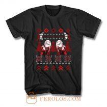 Zero Two Christmas Darling in the Franxx T Shirt
