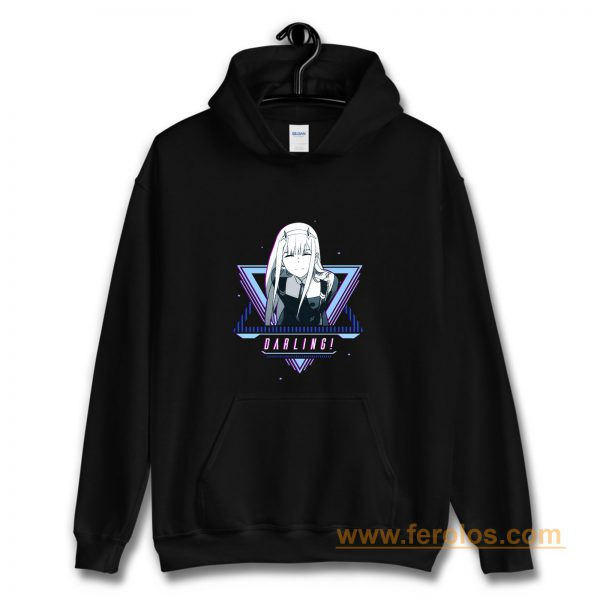 Zero Two Darling in the Franxx Anime Hoodie