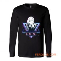 Zero Two Darling in the Franxx Anime Long Sleeve