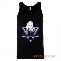 Zero Two Darling in the Franxx Anime Tank Top