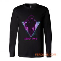 Zero Two Darling in the Franxx Long Sleeve