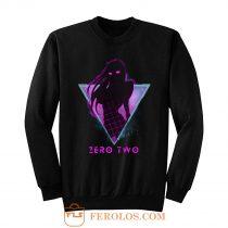 Zero Two Darling in the Franxx Sweatshirt