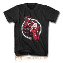 Zero Two Strelitzia T Shirt