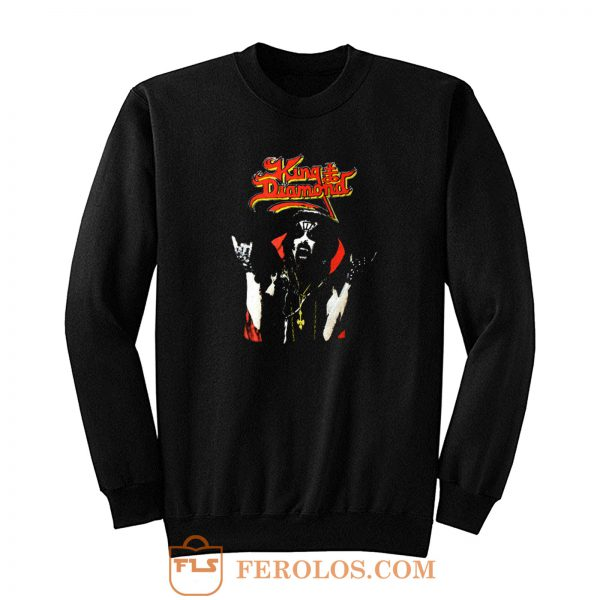 1987 King Diamond North American Tour Sweatshirt