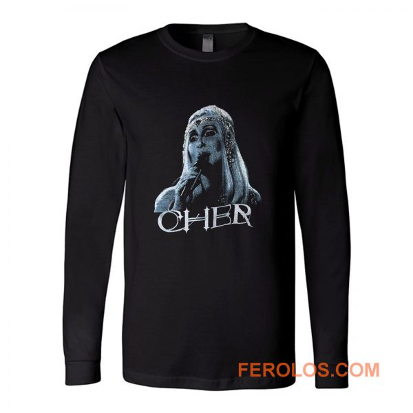 2003 Cher Long Sleeve
