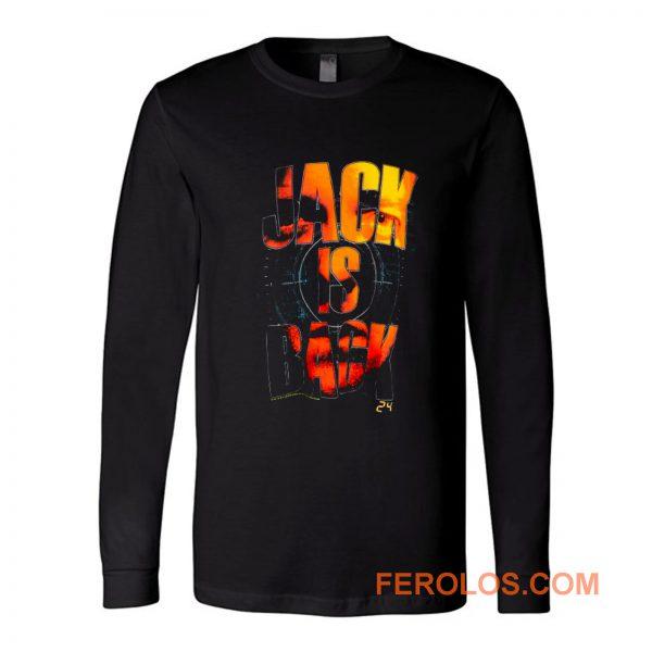 24 Jack Is Back Long Sleeve