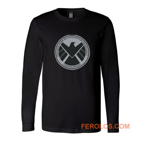 Agent Of Shield Long Sleeve