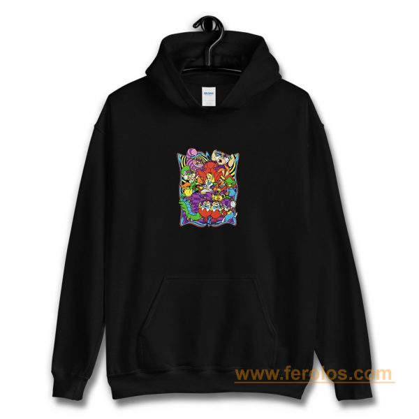 Alice In Wonderland Disney Hoodie