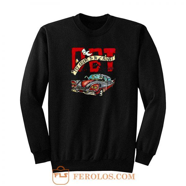 Alive Alt Rock Band Sweatshirt