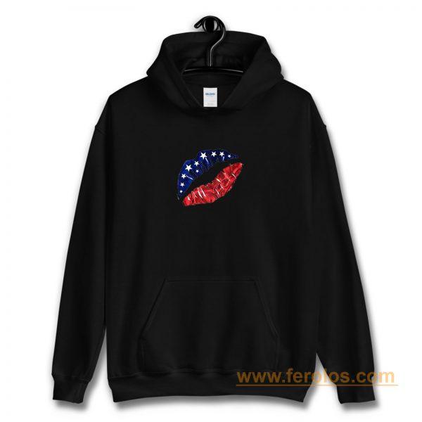 American Lips Hoodie